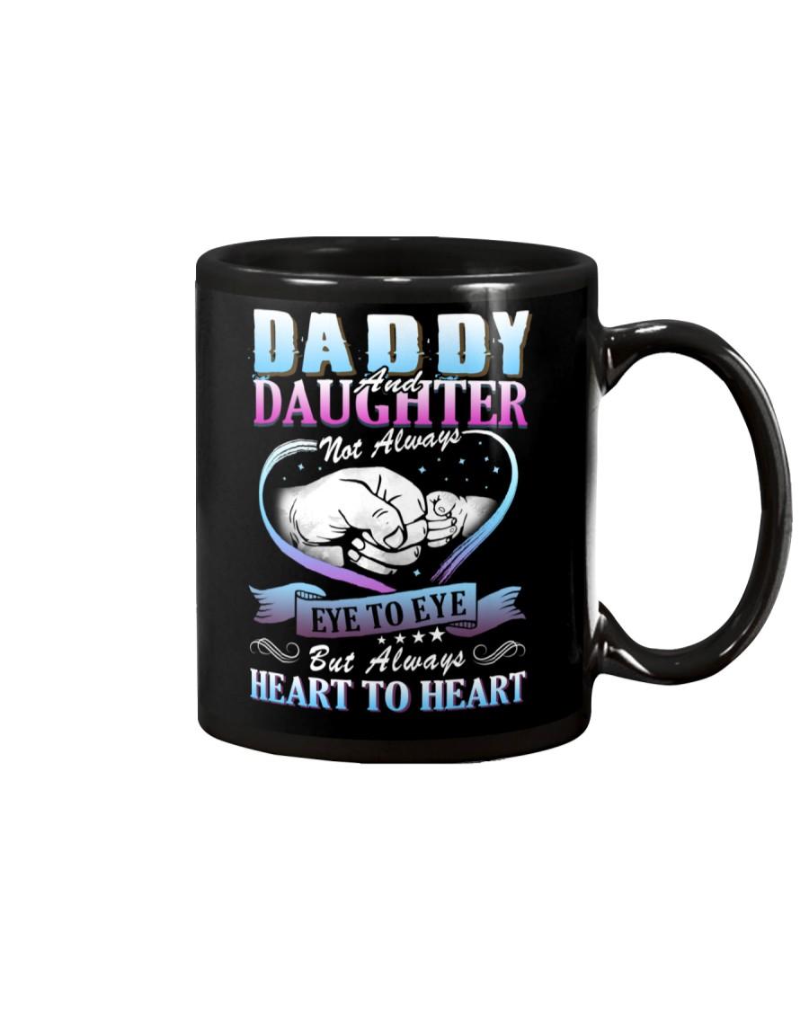 Daddy and Daughter Shirts Mug
