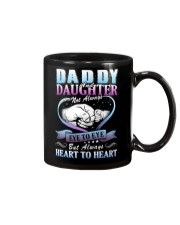 Daddy and Daughter Shirts Mug tile