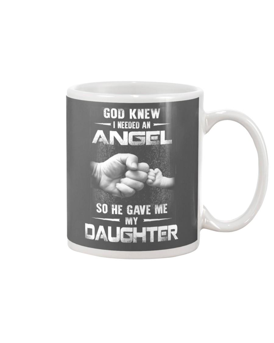 GOD GAVE ME MY DAUGHTER Mug