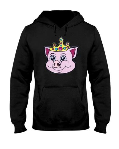 Pig Royalty Pin by Shane Dawson Shirt Hoodie