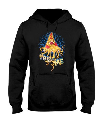 Shane Dawson Pizza Illuminati Shirt Hoodie