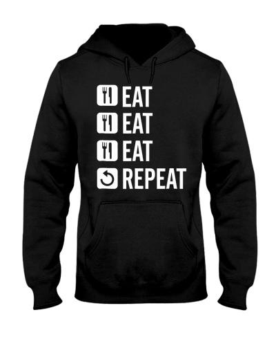 Shane Dawson Eat Eat Eat Repeat Shirt Hoodie