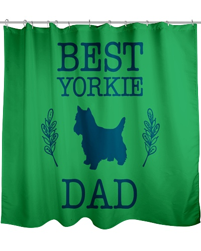 Best Yorkie Dad Shirt Funny Father s Day Gift