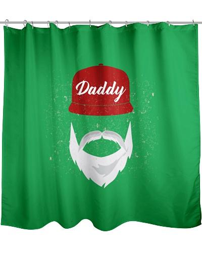 Daddy Beard Cap Fathers Day Gift Idea T-Shirt
