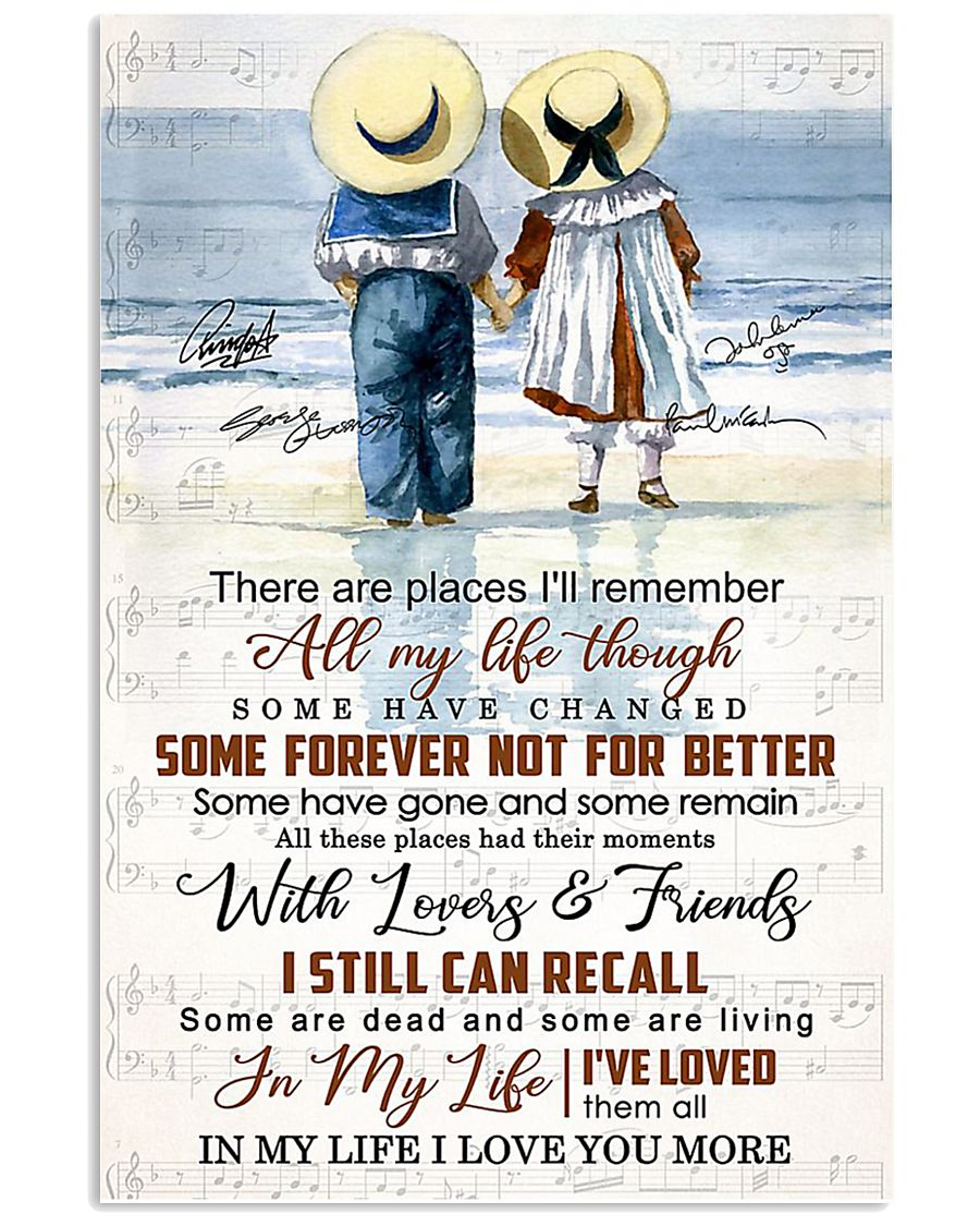Ilove  11x17 Poster