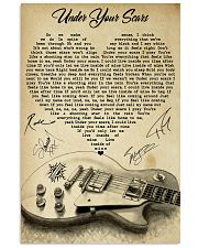 LIMITED EDITION 16x24 Poster front