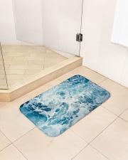 "ocean bathmat Bath Mat - 34"" x 21"" aos-accessory-bath-mat-34x21-lifestyle-front-01"