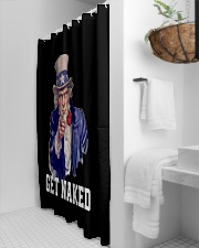 get naked shower curtain Shower Curtain aos-shower-curtains-71x74-lifestyle-front-03