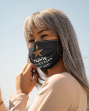 History has its eyes Cloth face mask aos-face-mask-lifestyle-20