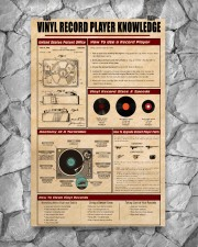 Vinyl Knowledge Poster 2 11x17 Poster aos-poster-portrait-11x17-lifestyle-13