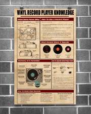 Vinyl Knowledge Poster 2 11x17 Poster aos-poster-portrait-11x17-lifestyle-18