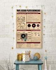 Vinyl Knowledge Poster 2 11x17 Poster lifestyle-holiday-poster-3