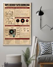 Vinyl Knowledge Poster 2 11x17 Poster lifestyle-poster-1