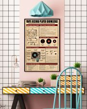 Vinyl Knowledge Poster 2 11x17 Poster lifestyle-poster-6