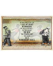 Northern Soul Poster 17x11 Poster front
