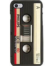 Vintage Cassette Tape 2 Phonecase Phone Case i-phone-8-case
