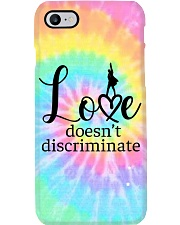 Love doesnt discriminate Phone Case thumbnail