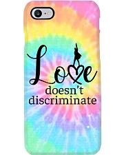 Love doesnt discriminate Phone Case tile