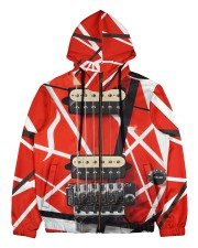 EVH Phone Case Men's All Over Print Full Zip Hoodie thumbnail
