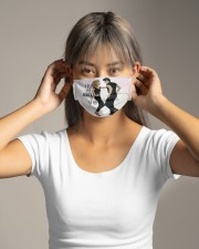 Grease dance Cloth face mask aos-face-mask-lifestyle-16