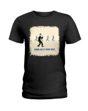 Once in a Lifetime Walk Ladies T-Shirt thumbnail