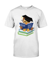 Bibliovert a person who prefers the company  Classic T-Shirt thumbnail