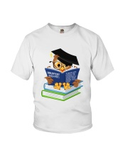 Bibliovert a person who prefers the company  Youth T-Shirt thumbnail