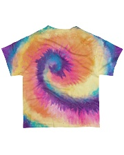 Just dance tie dye shirt All-over T-Shirt back