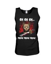 Ch ch ch meow meow meow T-shirt Unisex Tank thumbnail