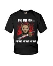 Ch ch ch meow meow meow T-shirt Youth T-Shirt thumbnail