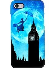 Magical Watercolor Night Phone Case tile