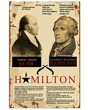 Hamilton poster 6 11x17 Poster front