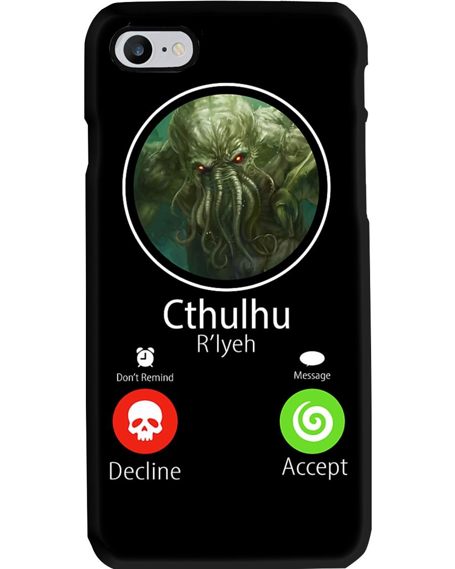 Cthulhu calling phonecase Phone Case