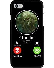 Cthulhu calling phonecase Phone Case i-phone-7-case