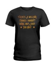 Theres million things Hamilton Ladies T-Shirt thumbnail
