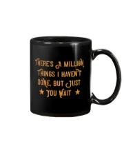 Theres million things Hamilton Mug thumbnail