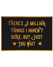 Theres million things Hamilton 17x11 Poster front