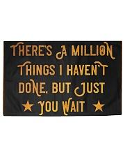 Theres million things Hamilton Woven Rug - 3' x 2' thumbnail