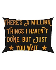 Theres million things Hamilton Rectangular Pillowcase thumbnail