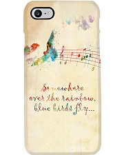 Somewhere Over The Rainbow Phone Case thumbnail