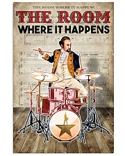 Drummer The Room Where It Happens 11x17 Poster front
