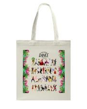 Dance Everybody dance Tote Bag thumbnail
