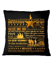 Hamilton bag Square Pillowcase thumbnail
