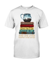 LOTR Book Stack Classic T-Shirt tile