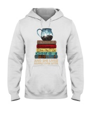 LOTR Book Stack Hooded Sweatshirt thumbnail