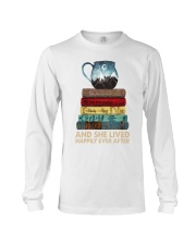 LOTR Book Stack Long Sleeve Tee tile