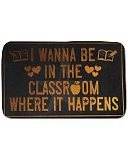 """The classroom it happens poster Bath Mat - 34"""" x 21"""" thumbnail"""