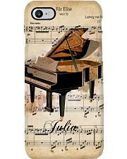 Piano Lovers Tumbler Personalized Phone Case tile