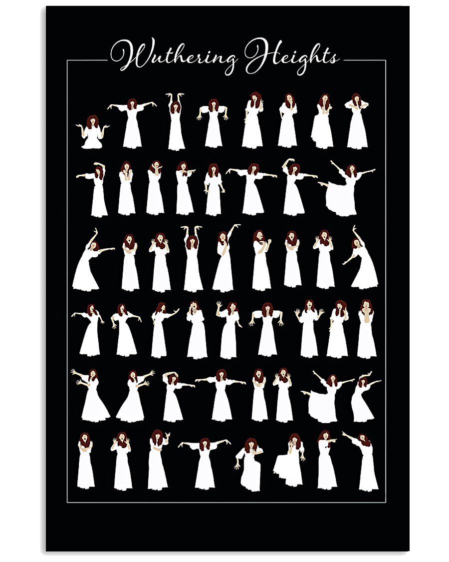 Dance Kate Bush Wuthering Heights 11x17 Poster
