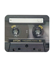 Cassette Tape Phone Case Mousepad thumbnail